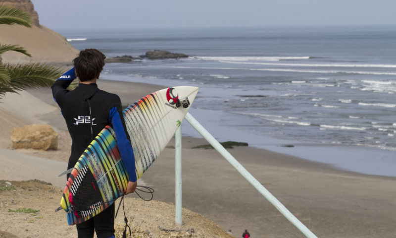 How To Surf Puerto Chicama: Northern Peru