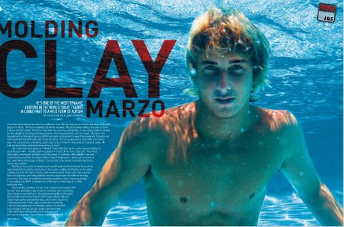 Clay Marzo Just Add Water: Professional Surfer's Battle with Asperger's Syndrome