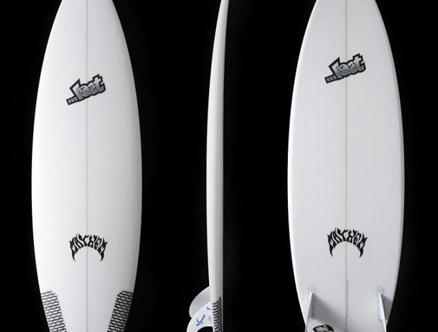 """The Shark"" by Lost Surfboards Part II: California Surf"
