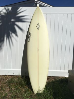 Nezzy: N1 Performance Shortboard
