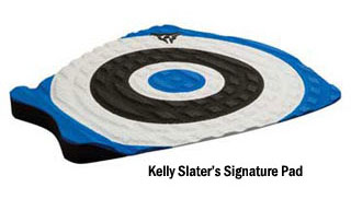 Kelly Slater Signature Traction Pad