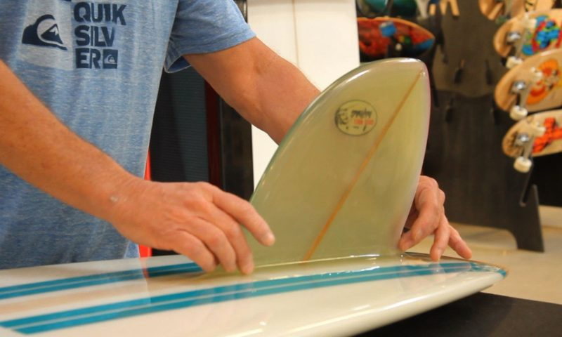 Custom Surfboards: Surfboard Glassing and Fiberglass