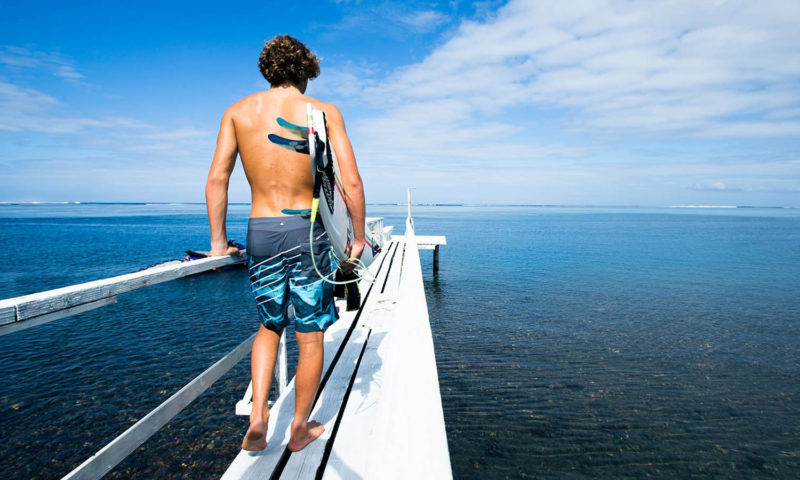 Eco-Friendly Quiksilver Boardshorts