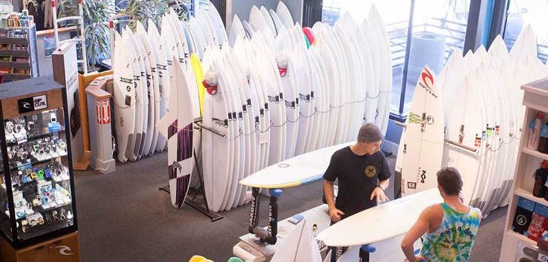 Buying A Surfboard: Off The Rack vs. Custom