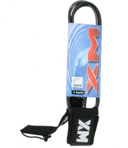 The XM Double Swivel Surfboard Leash